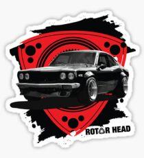MAZDA RX3 ROTARY Sticker