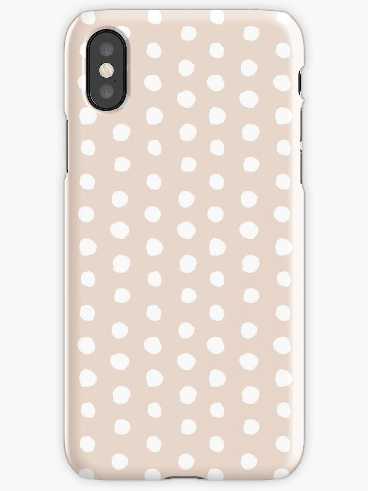 Pastel Polka Dot by Marina Demidova
