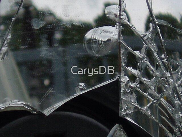 Broken Mirror by CarysDB