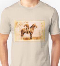 Historic Cavalryman Photo T-Shirt