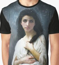 Young Mary Graphic T-Shirt