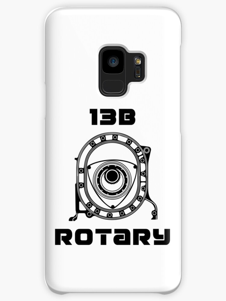 Mazda 13b Rotary Engine Cases Skins For Samsung Galaxy By