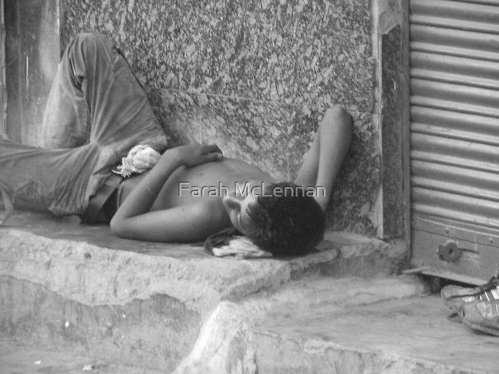 Homeless by Farah McLennan