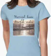 Playful Women's Fitted T-Shirt