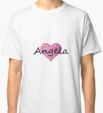Angela Classic T-Shirt
