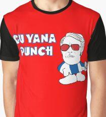 Jimmy Jone's Famous Guyana Punch Graphic T-Shirt