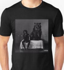 Free 6lack - Pronounce Black Unisex T-Shirt