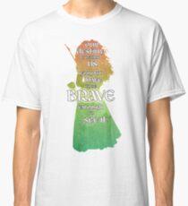 Princess Quote Watercolor Classic T-Shirt