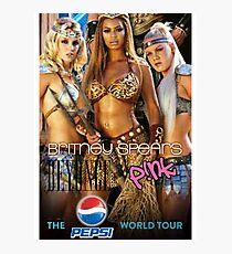 2004 Pepsi World Tour Photographic Print