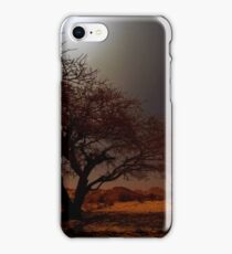 Umbrella Thorn Acacia (Acacia tortilis) iPhone Case/Skin