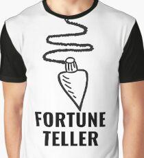 FORTUNE TELLER // PENDULUM // PSYCHIC READER Graphic T-Shirt