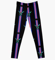 Lewis Hamilton 44 Uk Stripes Leggings