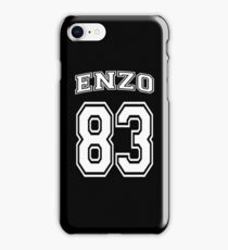 Enzo 89 - 2 iPhone Case/Skin