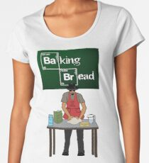 Baking Bread / Breaking Bad Women's Premium T-Shirt