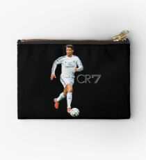 Cristiano Ronaldo - CR7 number one - runner Studio Pouch