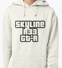 Skyline R33 GT-R Hoodie