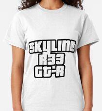 Skyline R33 GT-R Classic T-Shirt