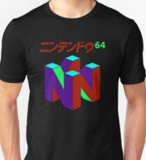 Japanese Nintendo 64  T-Shirt