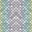 Pretty Mermaid Scales 22 by artlovepassion