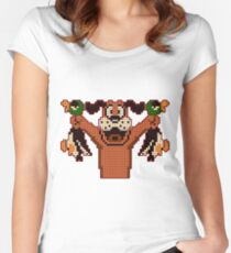 Duck Hunt - Video Game Dog Women's Fitted Scoop T-Shirt