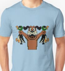 Duck Hunt - Video Game Dog T-Shirt