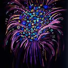 Flower Explosion negative by Anne Gitto