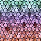 Pretty Mermaid Scales 114 by artlovepassion