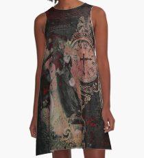 Victorian Era by hyndussidart.com A-Line Dress