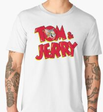 tom and jerry Men's Premium T-Shirt