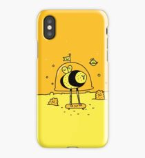 Space Bee iPhone Case/Skin