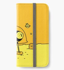 Space Bee iPhone Wallet/Case/Skin