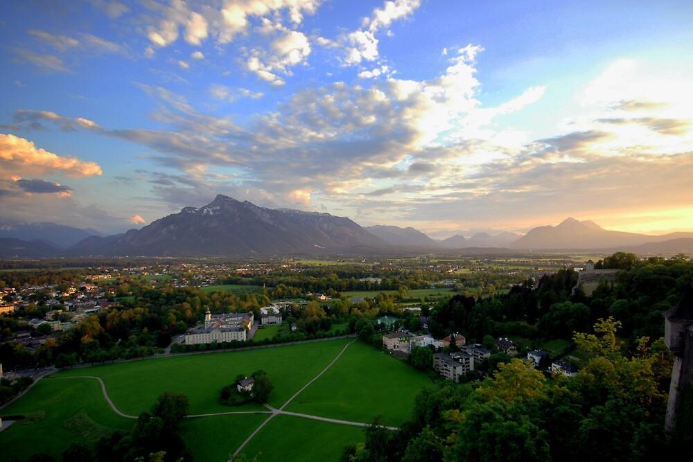The colours of Austria by Dean Symons