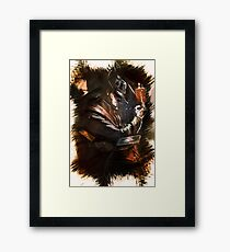League of Legends TWISTED FATE Framed Print