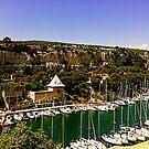 Port-Miou à Cassis by lorelei84