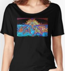 Psychedelic Icon Women's Relaxed Fit T-Shirt
