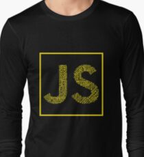 Javascript wordcloud shirt for JS Logo T-Shirt