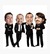Impractical Jokers Bobbleheads Photographic Print