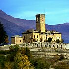 The Royal Castle of Sarre by annalisa bianchetti