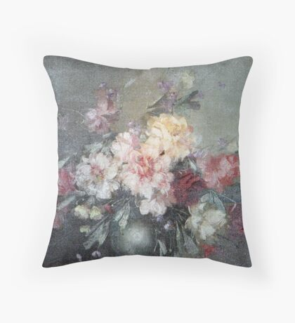Photograph of an Oil Painting Throw Pillow