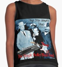 The Single Bullet Blues Band Contrast Tank