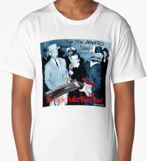 The Single Bullet Blues Band Long T-Shirt