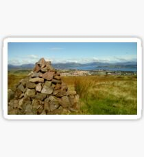 Scotland's Cairn Sticker