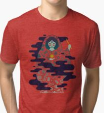 The Magician: Enchantment Tri-blend T-Shirt