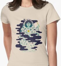 The Magician: Enchantment Women's Fitted T-Shirt
