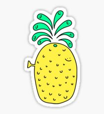 Whaleapple Sticker