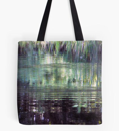 French Ripples Tote Bag