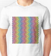 Rainbow Cubes T-Shirt