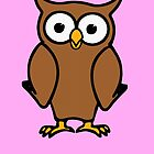 Alvin the Owl by etourist