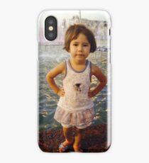 Little Photo Model iPhone Case/Skin