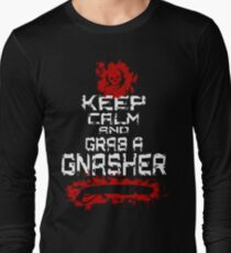 Gears of War, Keep Calm an grab a Gnasher T-Shirt